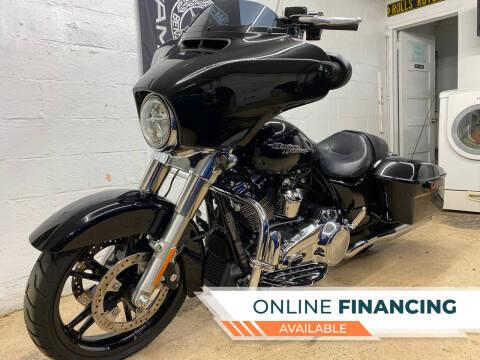 2018 Harley-Davidson Street Glide for sale at Grey Horse Motors in Hamilton OH