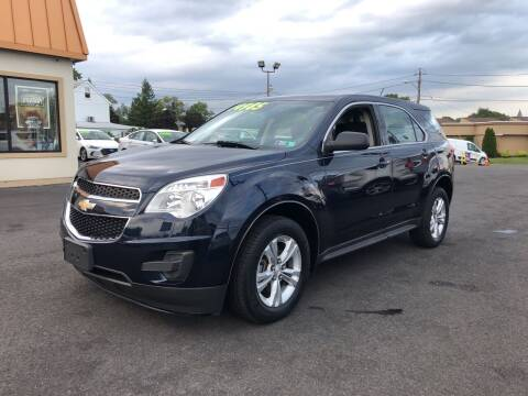 2015 Chevrolet Equinox for sale at Majestic Automotive Group in Cinnaminson NJ