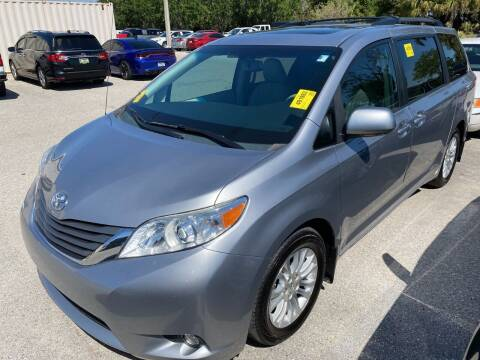 2012 Toyota Sienna for sale at LUXURY IMPORTS AUTO SALES INC in North Branch MN