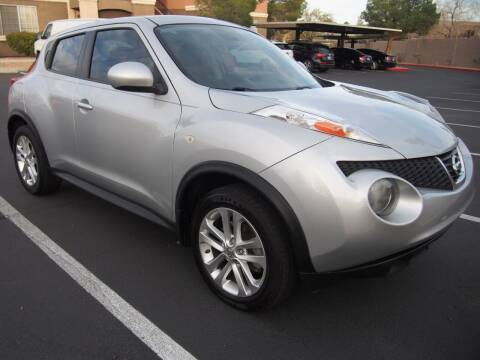 2014 Nissan JUKE for sale at Best Auto Buy in Las Vegas NV