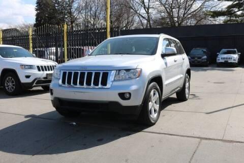 2011 Jeep Grand Cherokee for sale at F & M AUTO SALES in Detroit MI