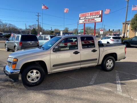 2008 Chevrolet Colorado for sale at Christy Motors in Crystal MN