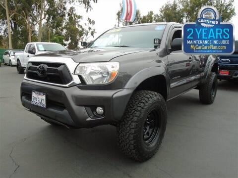 2013 Toyota Tacoma for sale at Centre City Motors in Escondido CA