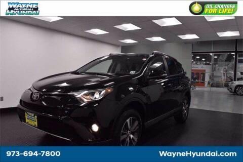 2018 Toyota RAV4 for sale at Wayne Hyundai in Wayne NJ