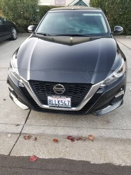 2019 Nissan Altima for sale at Imports Auto Sales & Service in San Leandro CA