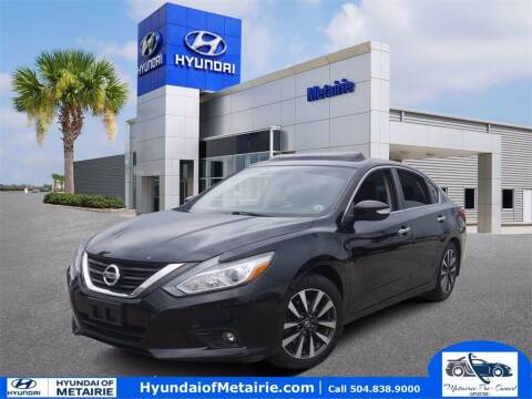 2016 Nissan Altima for sale at Metairie Preowned Superstore in Metairie LA