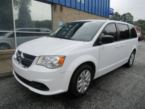 2018 Dodge Grand Caravan for sale at 1st Choice Autos in Smyrna GA