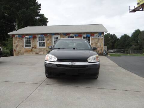 2005 Chevrolet Malibu for sale at Flywheel Auto Sales Inc in Woodstock GA