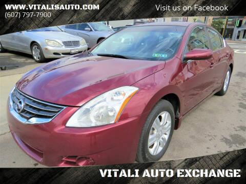 2012 Nissan Altima for sale at VITALI AUTO EXCHANGE in Johnson City NY