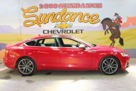 2018 Audi S5 Sportback for sale at Sundance Chevrolet in Grand Ledge MI