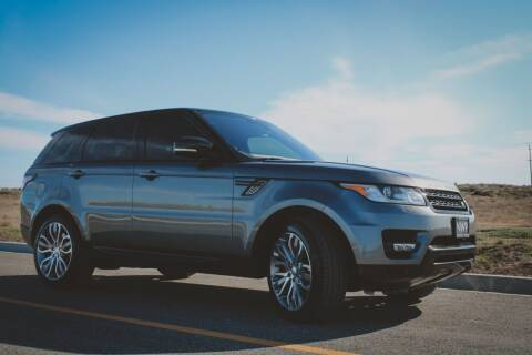 2015 Land Rover Range Rover Sport for sale at Northwest Premier Auto Sales in West Richland And Kennewick WA