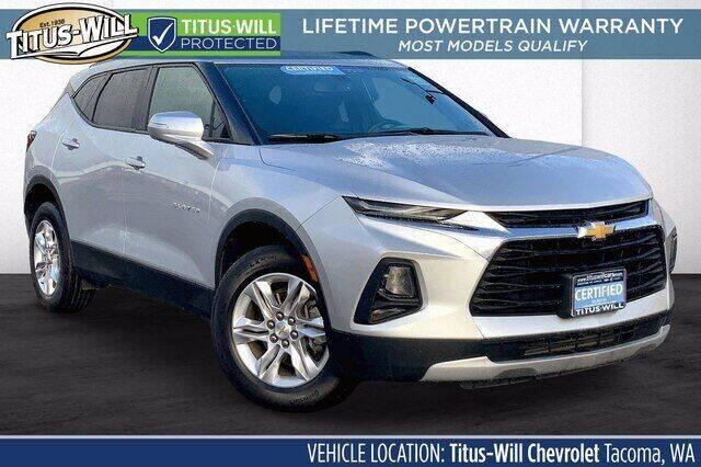 2020 Chevrolet Blazer for sale in Parkland, WA
