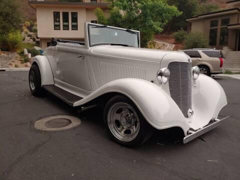 1932 Desoto Convertible