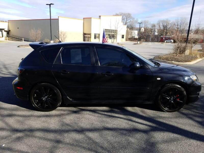 2007 Mazda MAZDASPEED3 for sale at Lehigh Valley Autoplex, Inc. in Bethlehem PA