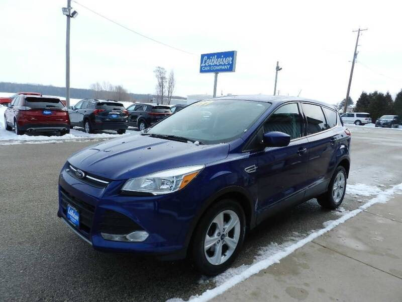 2014 Ford Escape for sale at Leitheiser Car Company in West Bend WI