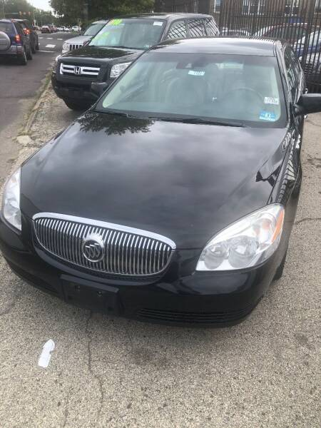 2009 Buick Lucerne for sale at Z & A Auto Sales in Philadelphia PA