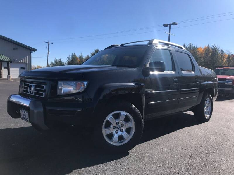 2008 Honda Ridgeline for sale at Lakes Area Auto Solutions in Baxter MN