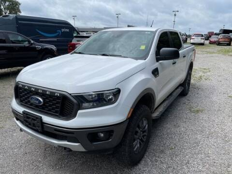 2019 Ford Ranger for sale at BILLY HOWELL FORD LINCOLN in Cumming GA