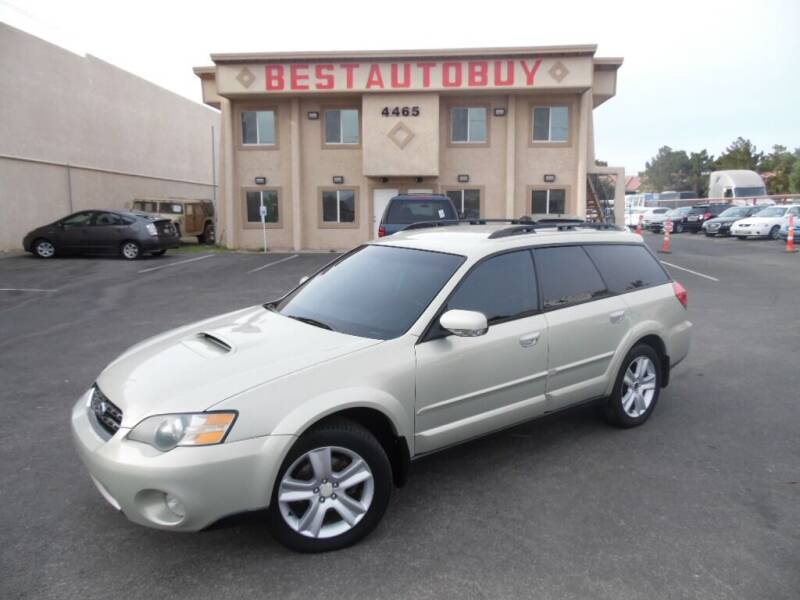 2005 Subaru Outback for sale at Best Auto Buy in Las Vegas NV