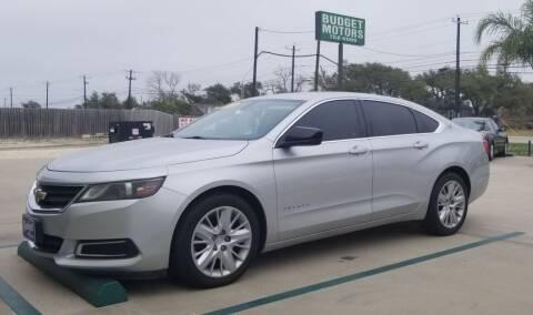 2015 Chevrolet Impala for sale at Budget Motors in Aransas Pass TX