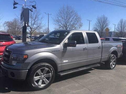2014 Ford F-150 for sale at BATTENKILL MOTORS in Greenwich NY