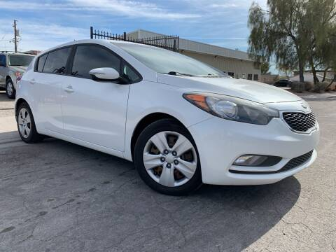 2016 Kia Forte5 for sale at Boktor Motors in Las Vegas NV