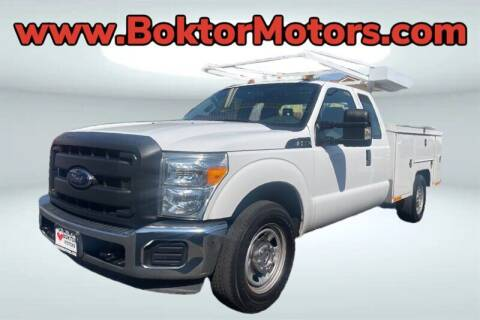 2012 Ford F-350 Super Duty for sale at Boktor Motors in North Hollywood CA