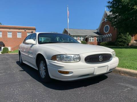 2002 Buick LeSabre for sale at Automax of Eden in Eden NC