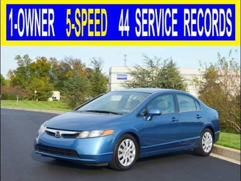 2006 Honda Civic for sale at Elite Motors INC in Joppa MD