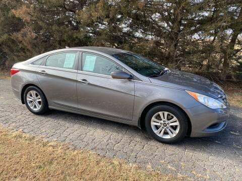 2011 Hyundai Sonata for sale at Kansas Car Finder in Valley Falls KS