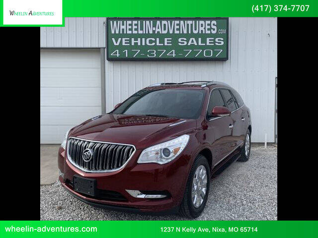 2016 Buick Enclave for sale in Nixa, MO
