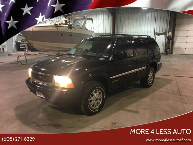 2000 GMC Jimmy for sale at More 4 Less Auto in Sioux Falls SD