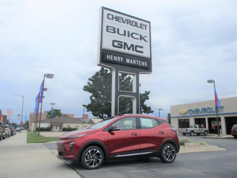 2022 Chevrolet Bolt EUV for sale in Leavenworth, KS