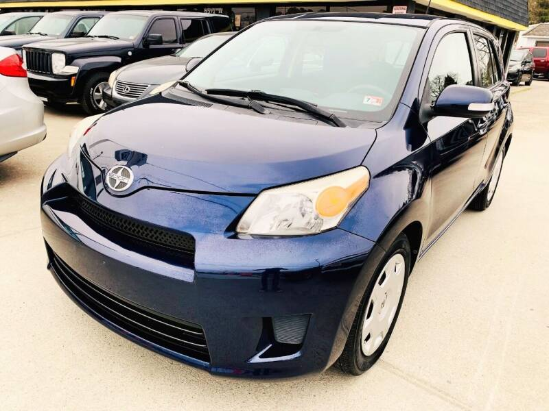 2009 Scion xD for sale at Auto Space LLC in Norfolk VA