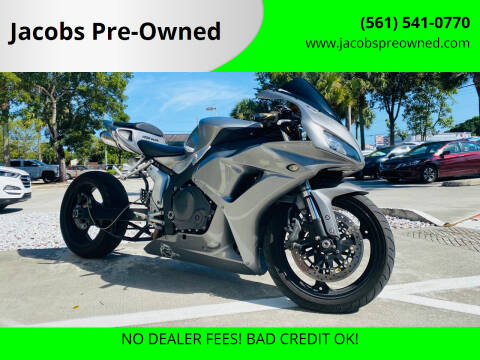 2007 Honda CBR1000RR MOTOR for sale at Jacobs Pre-Owned in Lake Worth FL