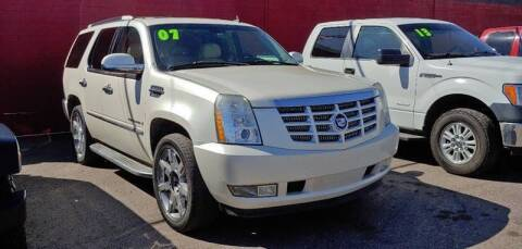 2007 Cadillac Escalade for sale at Advantage Motorsports Plus in Phoenix AZ