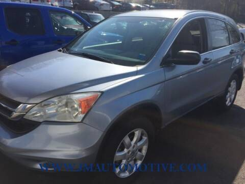 2011 Honda CR-V for sale at J & M Automotive in Naugatuck CT