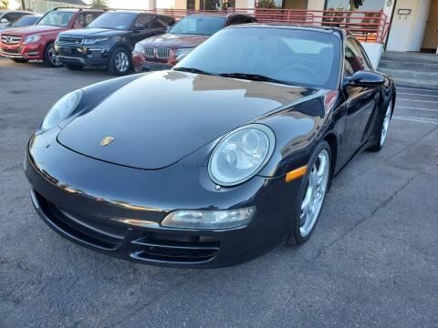 2008 Porsche 911 for sale at Convoy Motors LLC in National City CA