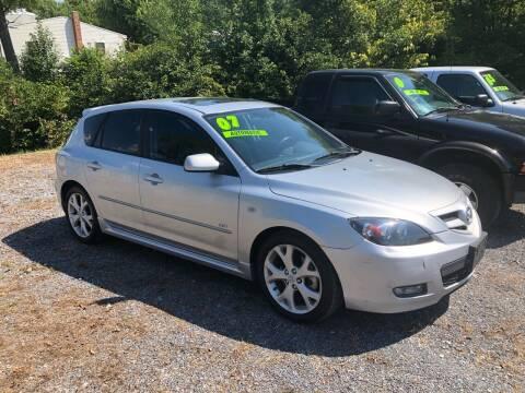 2007 Mazda MAZDA3 for sale at George's Used Cars Inc in Orbisonia PA