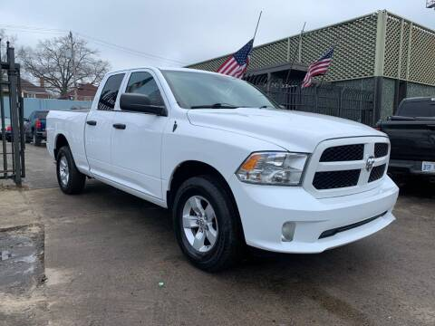 2016 RAM Ram Pickup 1500 for sale at Gus's Used Auto Sales in Detroit MI