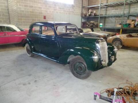 1952 Mercedes-Benz 220 for sale at Haggle Me Classics in Hobart IN
