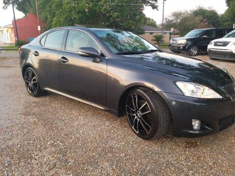 2009 Lexus IS 250 for sale at Advanced Imports in Lafayette LA