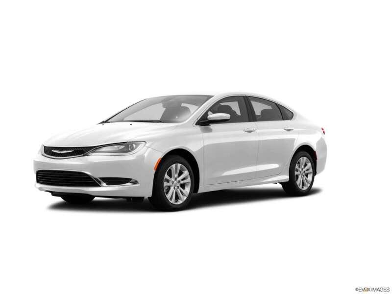 2016 Chrysler 200 for sale at Bald Hill Kia in Warwick RI