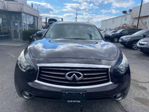 2012 Infiniti FX35 for sale at A&R Motors in Baltimore MD