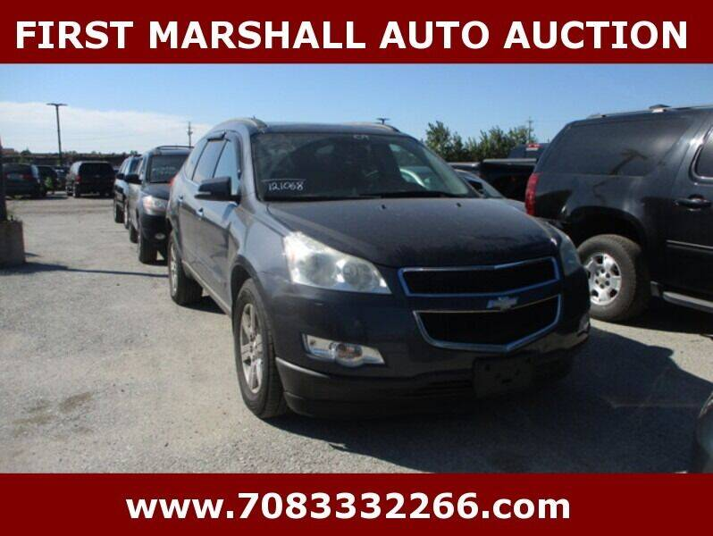 2009 Chevrolet Traverse for sale at First Marshall Auto Auction in Harvey IL