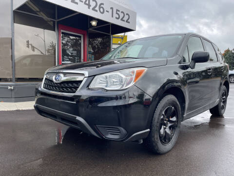 2014 Subaru Forester for sale at Mainstreet Motor Company in Hopkins MN