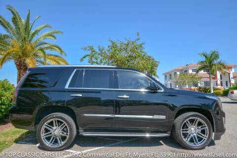 2015 Cadillac Escalade for sale at Top Classic Cars LLC in Fort Myers FL