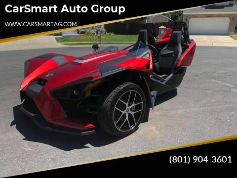 2018 Polaris Slingshot for sale at CarSmart Auto Group in Murray UT