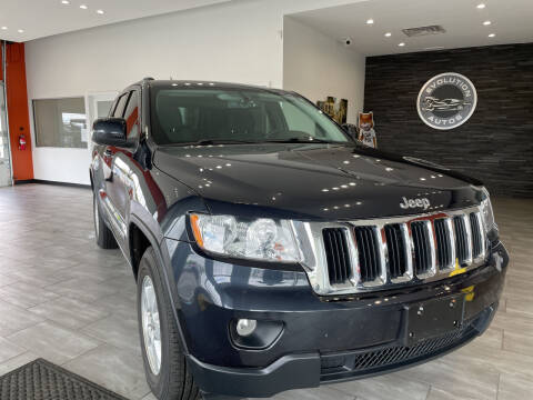 2013 Jeep Grand Cherokee for sale at Evolution Autos in Whiteland IN