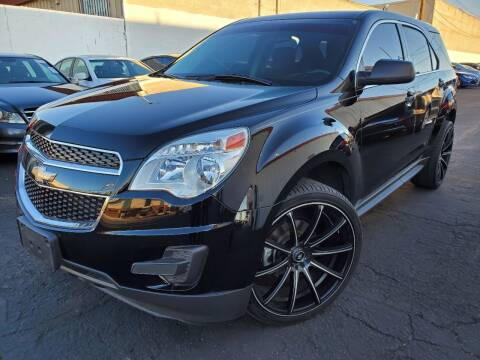 2015 Chevrolet Equinox for sale at Auto Center Of Las Vegas in Las Vegas NV